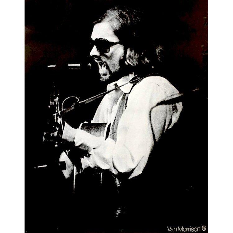 Van Morrison - Promotional Poster