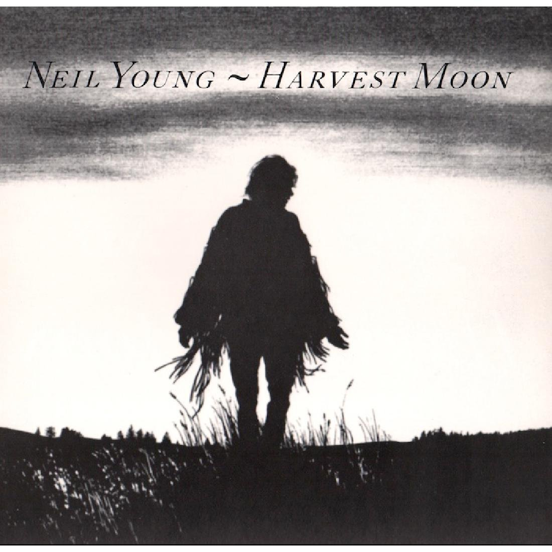 Neil Young - Harvest Moon - 1994 Promotional Flat