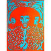 Jimi Hendrix Experience - Moby Grape - 1967 Jim Salzer