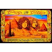 Led Zeppelin - Jimmy Page - Robert Plant - 1995 Concert