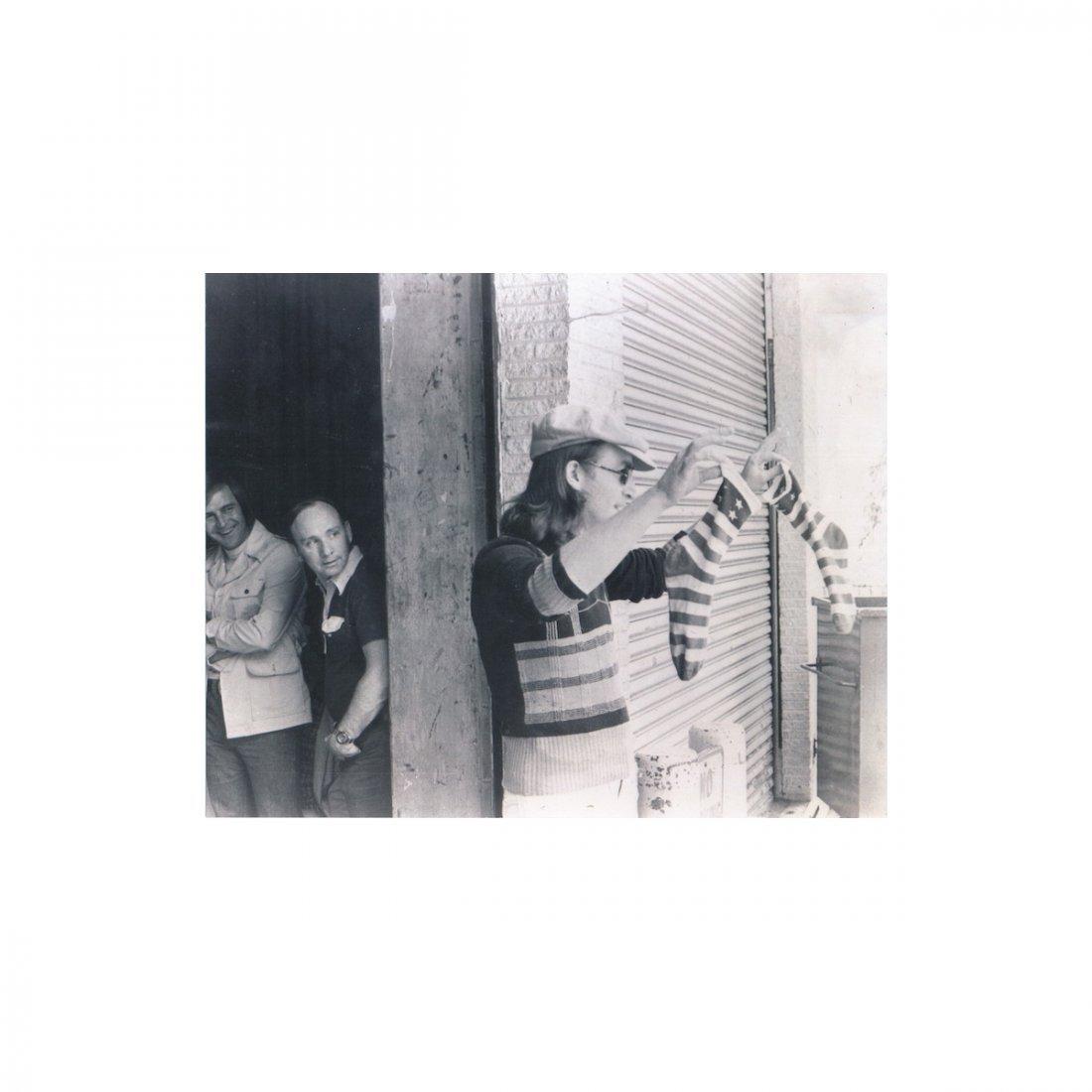 John Lennon - WFIL Helping Hand Marathon - 1975 Flyer - 2