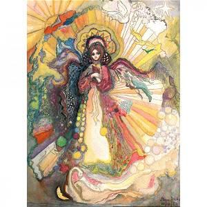 Stevie Nicks - Rhiannon - Limited Edition Print