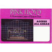 Pink Floyd  A Momentary Lapse of Reason Tour  1989