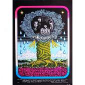 The Youngbloods  1968 Family Dog Concert Poster