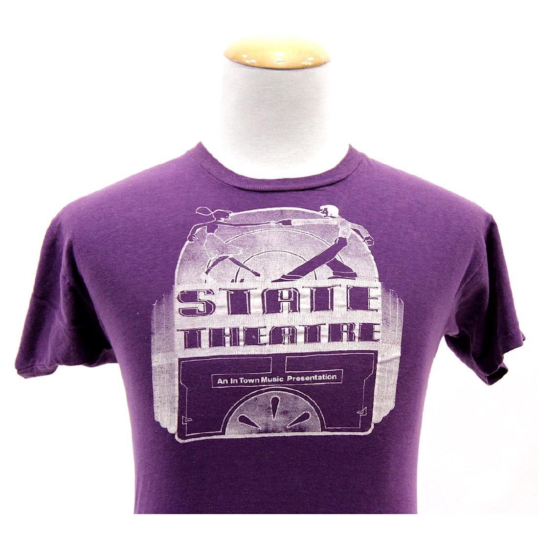 State Theatre - New Brunswick, NJ - 1976 Staff T-Shirt