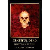 Grateful Dead - 1987 NYE Concert Poster