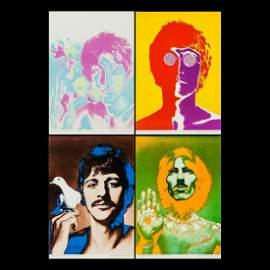 The Beatles - 1967 Richard Avedon Posters