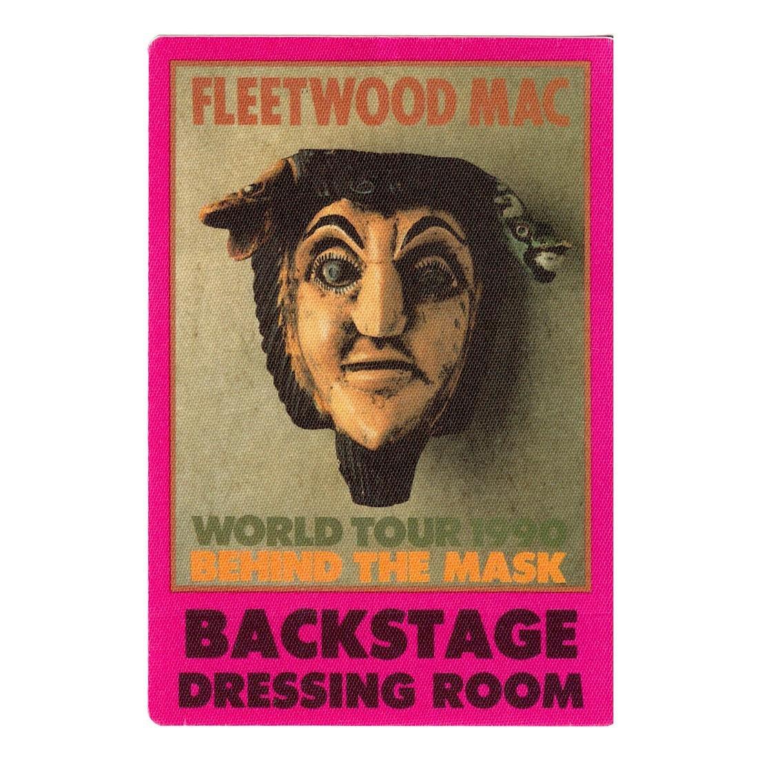 Fleetwood Mac - 1990 Backstage Pass