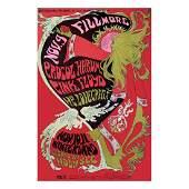 Pink Floyd  Procol Harum  1967 Concert Poster