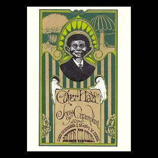 The Sons of Champlin - 1967 Concert Handbill