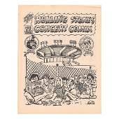 The Rolling Stones - 1981 Concert Tour Program