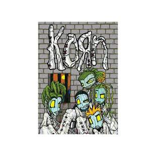 Korn - Issues - 1999 Promo Poster