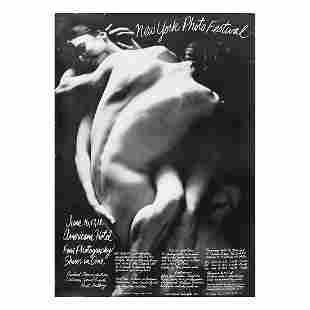 New York Photo Festival - 1972 Event Poster