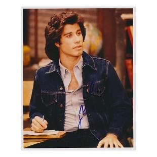 John Travolta - Autographed Photograph