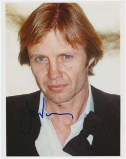 Jon Voight Autographed Photograph