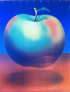 """Niedermaier """"Apple"""" Print"""