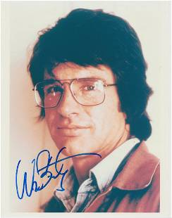 Warren Beatty Autographed Photograph