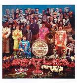 Beatles Sgt. Pepper's Alternative Numbered Photograph
