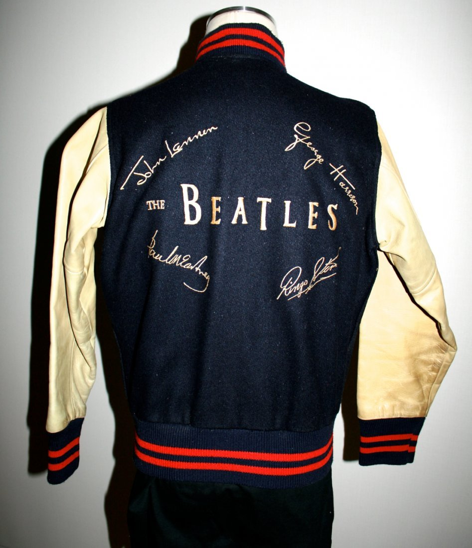 The Beatles 1970's Official Capitol Records Jacket