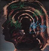 "The Rolling Stones ""Hot Rocks"" Autographed LP"