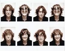 "John Lennon ""Wall & Bridges"" Photographs"