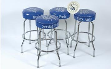 102: 102-Ford Stools and Clock