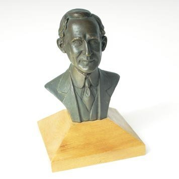 120: 120-Bust of Henry Ford
