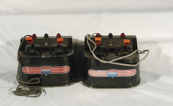 0012: American Flyer Accessories 18B 190 watts transfor