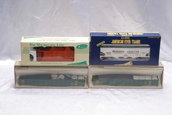 0017: A F/Amer Models/S Helper Club/Freight Cars 0002 A