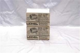 Lionel Accessories (2) 4060 transformers