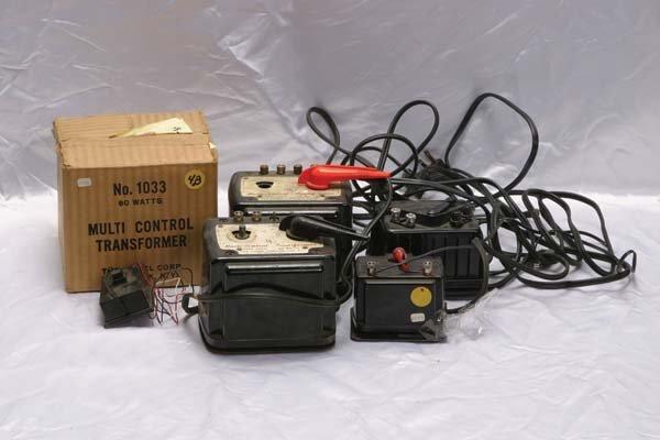 0204: Lionel Accessories 1014 40 watt transformer