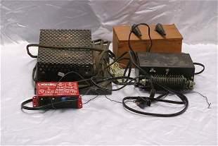 Lionel Accessories 107A DC reducer, 4550 6 watts