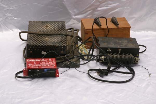 0207: Lionel Accessories 107A DC reducer, 4550 6 watts