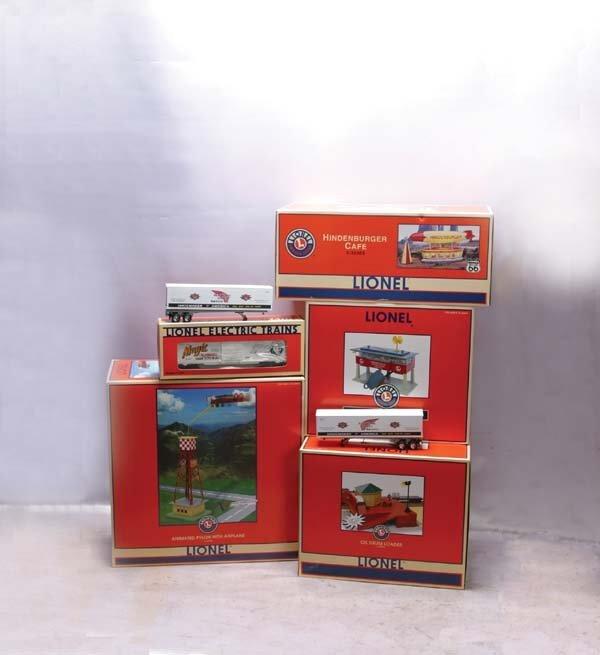 0214: Lionel Club Car/Accessories 19917 Toy Fair 1992 b