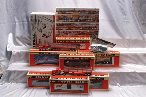 0215: Lionel Club/Freight Cars/Accessories 2180 road si