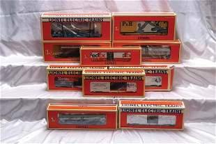 Lionel Club/Freight Cars 16152 Sunoco three dome