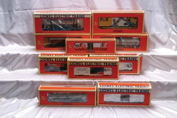 0216: Lionel Club/Freight Cars 16152 Sunoco three dome