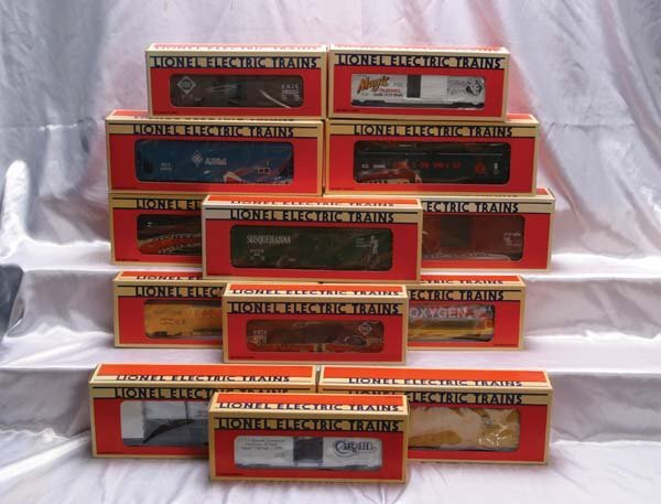 0220: Lionel Club/Freight Cars 16368 MKT liqufied oxyge