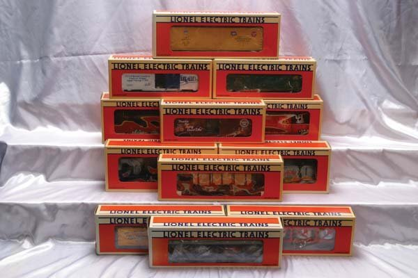 0224: Lionel Club/Freight Cars 16247 ACL  boxcar, 16386