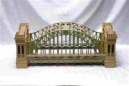 0852: Lionel Accessory 300 Hellgate Bridge (original pa