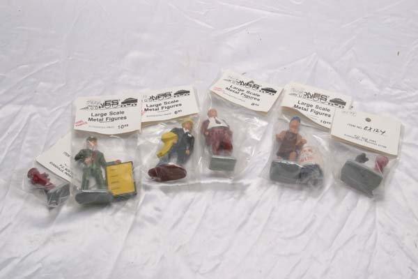 1002: Jones Accessories Hand painted metal accessory
