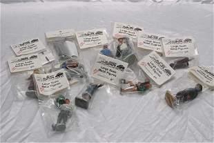 Jones Accessories Hand painted metal accessory