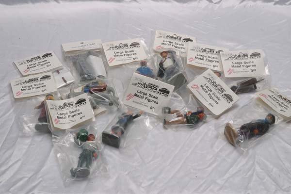 1006: Jones Accessories Hand painted metal accessory