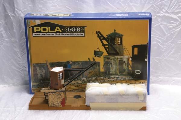1010: Pola-LGB Accessory/Kit 920 small coaling depot.
