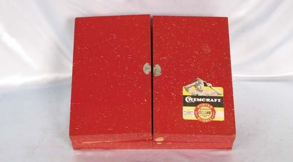1011: Porter Chemical Co # 415 Chemcraft Set Box