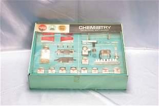 Gilbert Chemistry Set 12084 Chemistry of Plastic