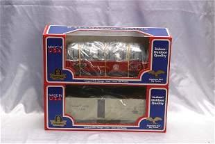 Kalamazoo Trains Club Cars 1872-4 TCA 1990 UP TTM