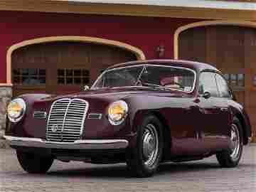 1949 Maserati A6 1500/3C Berlinetta by Pinin Farina