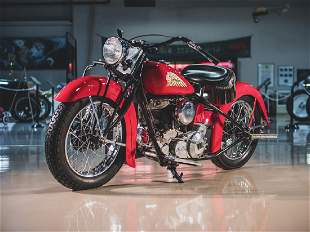 1936 Indian Model 336 Chief