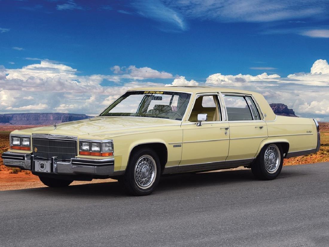 1982 Cadillac Fleetwood Brougham